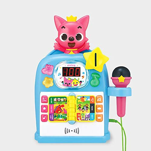 Mimiworld Pinkfong Singing Pinkfong Coin Karaoke Toy by Mimi World (Image #1)