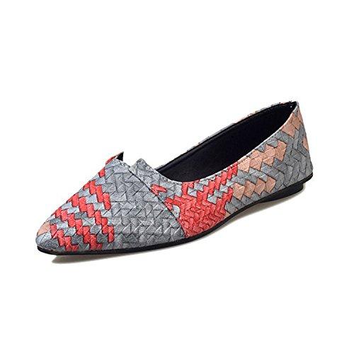Top eight primavera piatto fondo Donyyyy la scarpe blu e trentasei Thirty l'estate le per wRxAAfqd