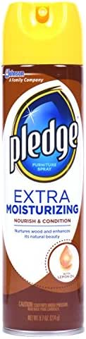 Multi-Surface Cleaner: Pledge Extra Moisturizing