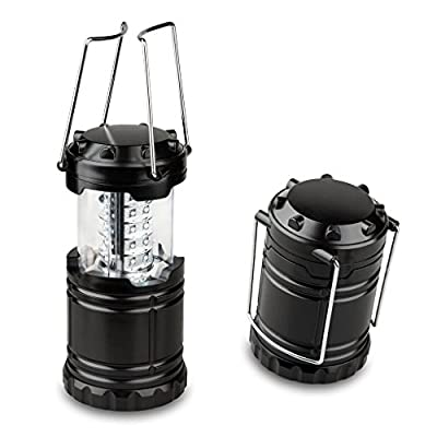 TANSOREN® Ultra Bright 30 LEDs Waterproof Portable Lantern Suitable for Camping,Hiking,Fishing,Outages and Emergencies