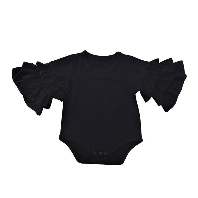 Amazon.com: EISHOW 0-24 meses recién nacido bebé niñas ...