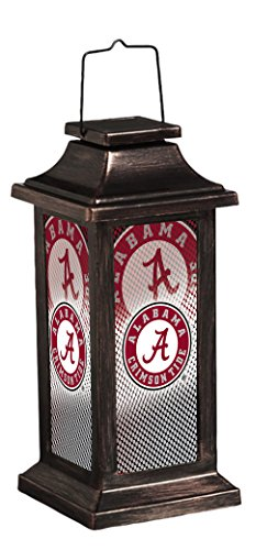 Team Sports America University of Alabama Solar-Powered Outdoor Safe Hanging Garden (Alabama Tailgate)