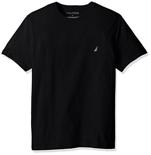 Nautica Short Sleeve Solid T Shirt