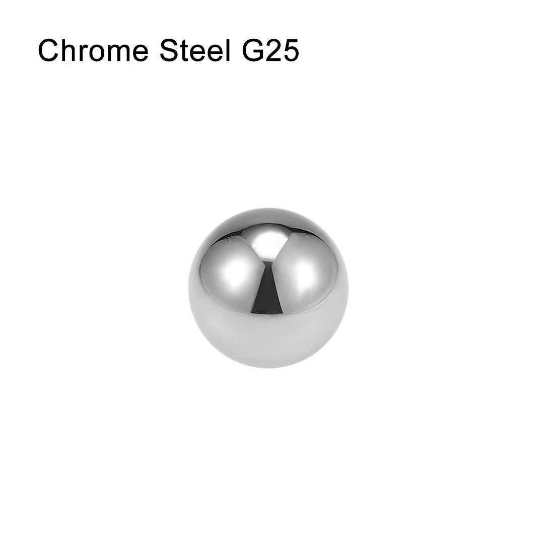 25mm Bearing Balls Chrome Steel G25 Precision 60-63 HRC
