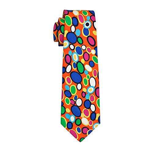 LLZGPZLD Corbata/Corbata Corbata De La Corbata del Algodón De Los ...