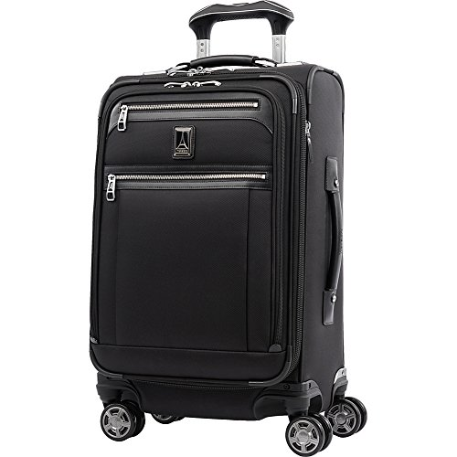 "Travelpro Platinum Elite 21"" Expandable Carry-on Spinner Suiter Suitcase"