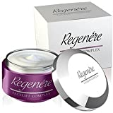 Regenere Advanced Facial Complex- Clinically Proven Skincare Technology- Face Firming Peptides- Anti-Aging Skincare Formula- Diminish Wrinkles and Fine Lines