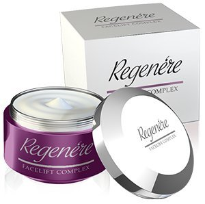 Regenere Advanced Facial Complex- Clinically Proven Skincare Technology- Face Firming Peptides- Anti-Aging Skincare Formula- Diminish Wrinkles and Fine Lines Advanced Facial Care