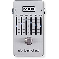 MXR M109S Six Band EQ Guitar Effects Pedal