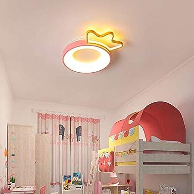 Lámpara De Techo Para Habitación Infantil Ultradelgada ...