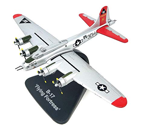 USA B-17 Flying Fortress 1/144 diecast Plane Model Aircraft