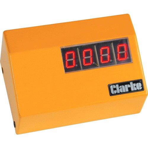 clarke digital spindel geschwindigkeit display f r cl300m drehbank ref ebay. Black Bedroom Furniture Sets. Home Design Ideas