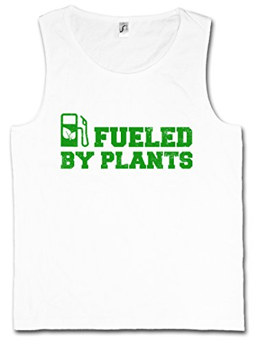FUELED BY PLANTS HERREN TANK TOP - Größen S
