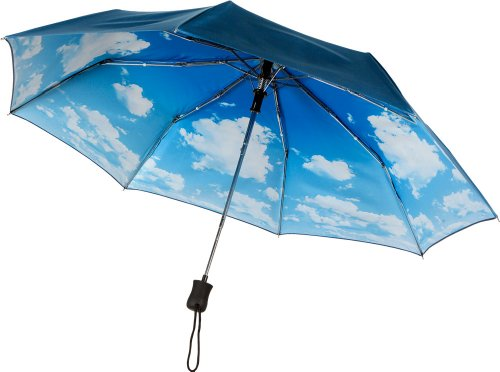 nimbus-cloud-and-blue-sky-pattern-leighton-novelties-automatic-open-umbrella