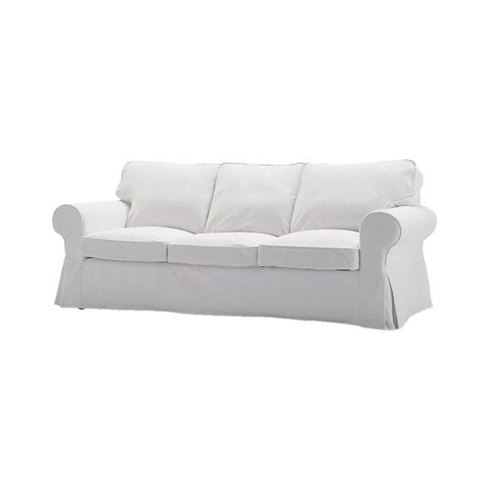 Ikea EKTORP sofá Cubierta, Blekinge Blanco (Solo Funda ...