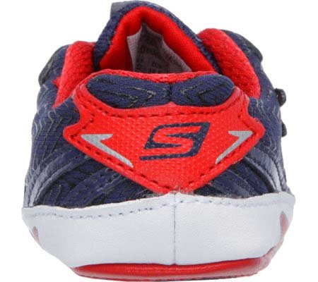 Skechers Kleinkinder, Sportschuhe, Go Run 4 Crawl Slip on Trainers.