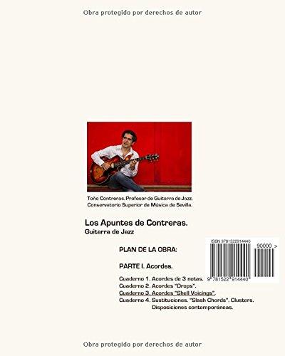Los Apuntes de Contreras. Guitarra de Jazz. Volumen 3: Shell ...