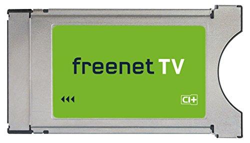 freenet TV 89001 DVB-T2 HD CI+ Modul mit 3 Monate Guthaben silber
