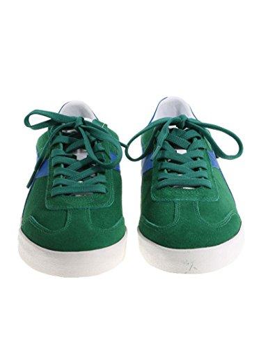 Women's Green Diadora 501172311C7403 Sneakers Suede 8fdqdwP