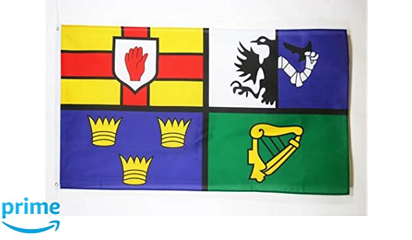 Bandera Irlandesa 60 x 90 cm AZ FLAG Bandera de Irlanda 90x60cm