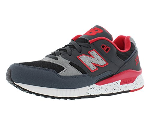 many kinds of cheap online New Balance Women's W530 Classic Running Fashion Sneaker Grey/Black/Red cheap wide range of cheap largest supplier cheap sale new styles Gw3oIsMb