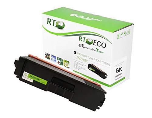 Renewable Toner © TN310 | TN-310 (compatible with Brother TN-310BK | TN310bk) Compatible Black Laser Toner Cartridge compatible with Brother HL-4150CN, MFC-9460CN, MCF-9560CDN, MFC-9970CDW