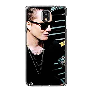 KellyLast Samsung Galaxy Note3 Shock Absorbent Hard Phone Case Support Personal Customs Colorful Avenged Sevenfold Image [jMC15940gOTt]
