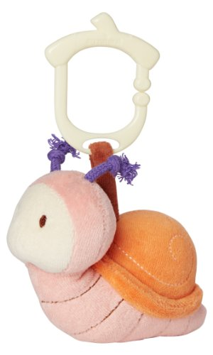 My Natural Clip n Go Stroller Toy, Snail