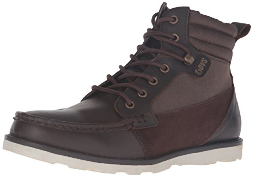Uomo 200 Barca da Scarpe DVS Shoes Bishop Marrone qwXI40S4