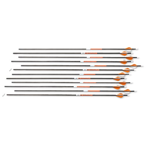 Victory Trophy Hunter 350 Arrows, Pack of 12