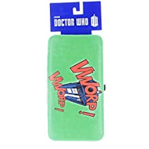 Doctor Who Vworp Vworp Hinge Wallet by Underground Toys