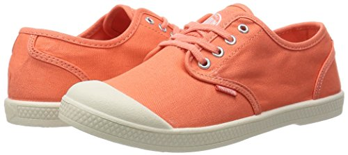 Pallacitee Orange Zapatillas Palladium emberglow marshmallow Mujer Z7PYnq