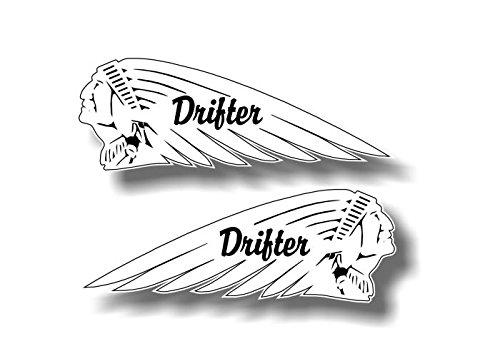2 Drifter War Bonnet 8