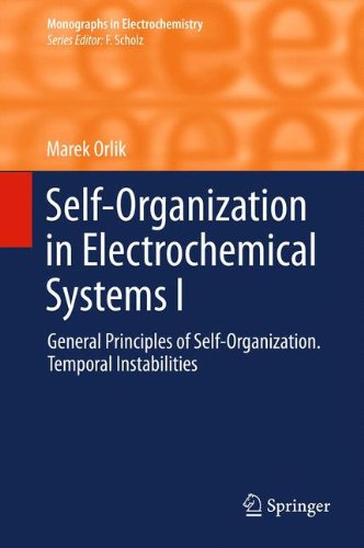 Self-Organization in Electrochemical Systems I: General Principles of Self-organization. Temporal Instabilities (Monographs in Electrochemistry)