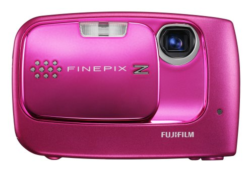 Fujifilm FinePix Z30 10MP Digital Camera with 3x Optical Zoom - Camcorder Movie Pix