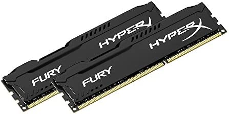 Hyperx Hx318c10fbk2 16 Fury Schwarz Arbeitsspeicher Computer Zubehör