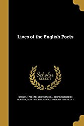 Lives of the English Poets