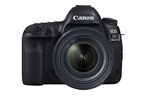 Cheap Canon EOS 5D Mark IV Full Frame Digital SLR Camera with EF 24-70mm f/4L IS USM Lens Kit (Certified Refurbished)