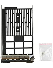 New 3.5'' SAS Serial SCSI SATA HDD Tray Caddy For Dell Poweredge R510, R515, T610, T620