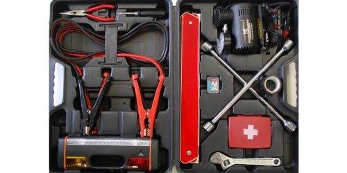 Roadside Emergency Car Kit 40 Pcs Manufacturer Express 22002