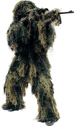 Red Rock Outdoor Gear - Ghillie Suit]()