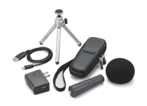 Zoom H2 Portable Recorder - Zoom APH-1 Accessory Pack for H1 Handy Recorder