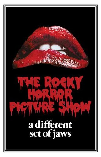 Rocky Horror Picture Show Movie Art Print — Movie Memorabilia — 11x17 Poster, Vibrant Color, Features Tim Curry, Susan Sarandon and Barry Bostwick.