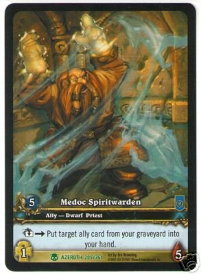 Amazon com: World of Warcraft: Promo Cards - Medoc