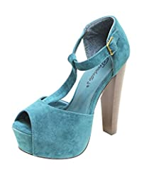 classic pumps with simple cutout design