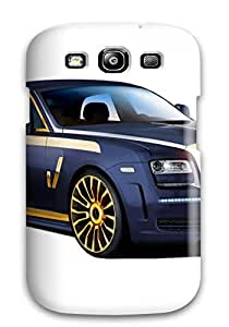 Excellent Galaxy S3 Case Tpu Cover Back Skin Protector Rolls Royce Ghost 16