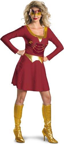Iron Man Iron Woman Adult Costume Size 12-14 (Iron Man Costumes For Women)