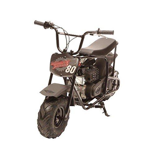 MM-B80 Youth Mini Bike (Black) (Cheap Gas Dirt Bikes compare prices)
