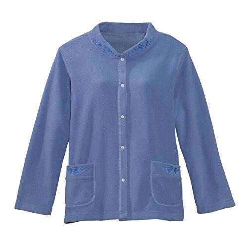 Walter Drake Fleece Bed Jacket -