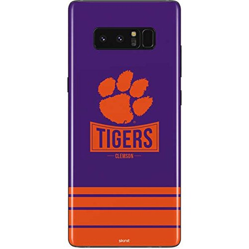 Clemson University Galaxy Note 8 Skin - Tigers Clemson | Schools & Skinit Skin Clemson Tigers Note